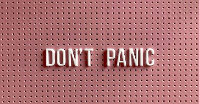 Website Down - Don't Panic